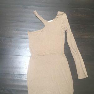Dresses & Skirts - Khaki Dress